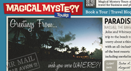 Magical Mystery Tours Website
