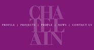 Chatelain Website