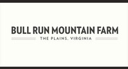 Bull Run Farm Logotype