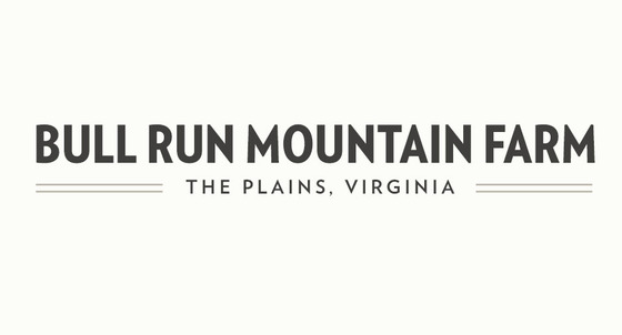 Bull Run Farm Logotype Logotype