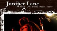 Juniper Lane Website (2008)