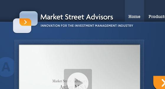 Market Street Advisors Website