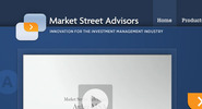 Market Street Advisors Website