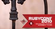RubyConf X Program