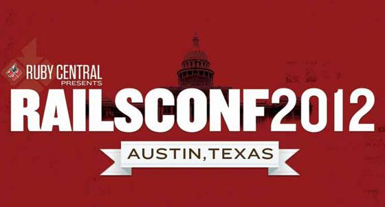 RailsConf 2012 Program