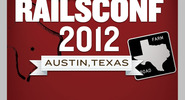 RailsConf 2012 Badges