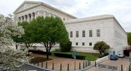 Capitol Security Perimeter - Supreme Court