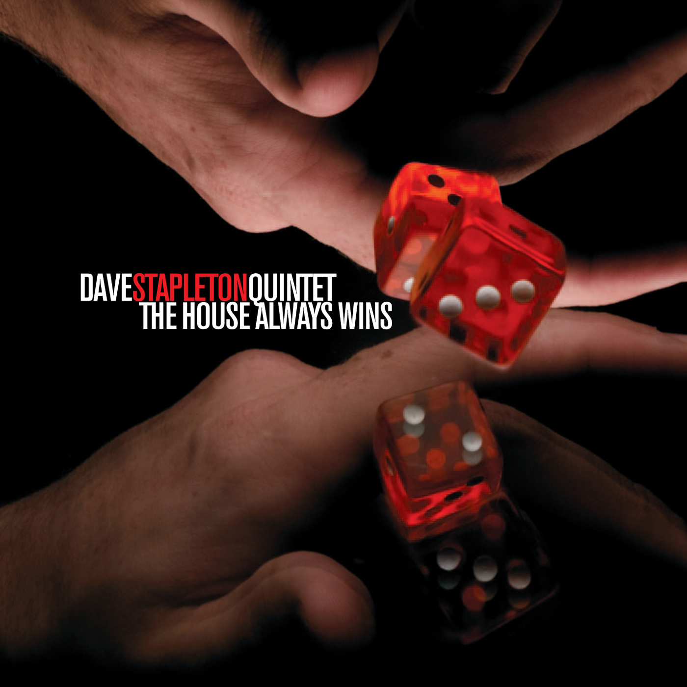 Dave Stapleton - The House Always Wins