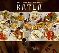 Amsterdam Klezmer Band  - Katla
