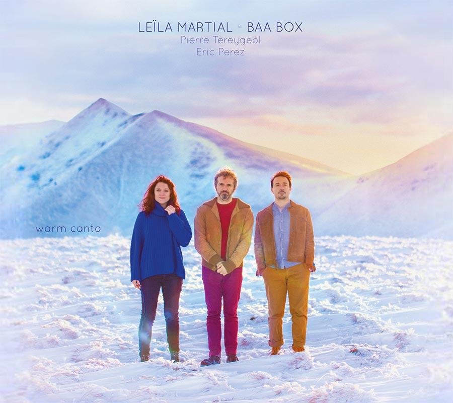 Leïla Martial - Warm Canto