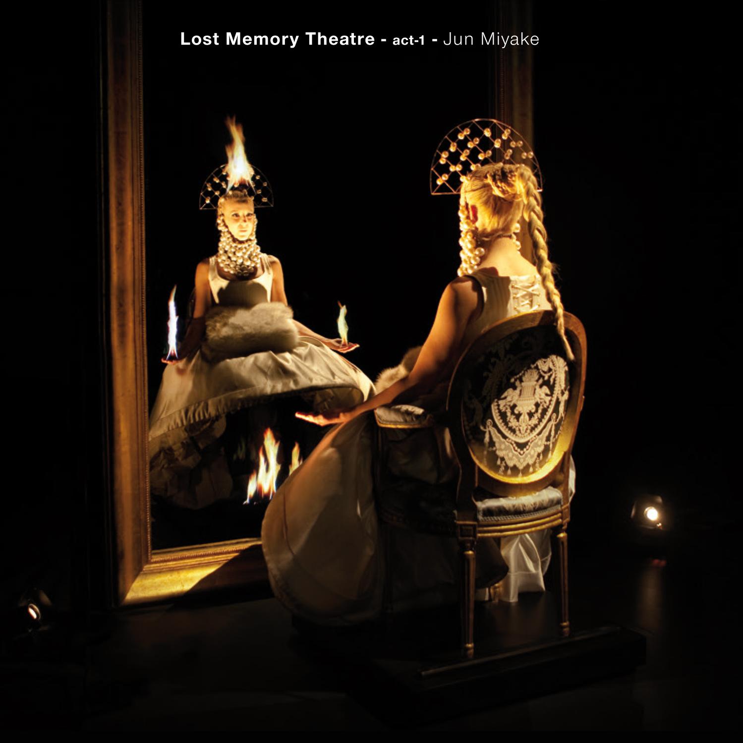 Jun Miyake - Lost Memory Theatre - act-1