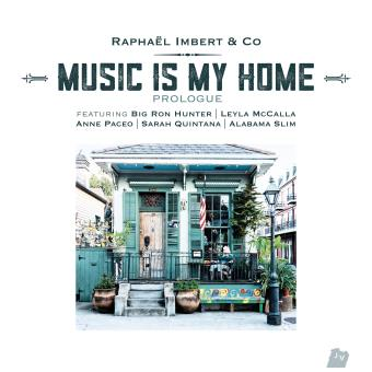 Raphaël Imbert - Music Is My Home