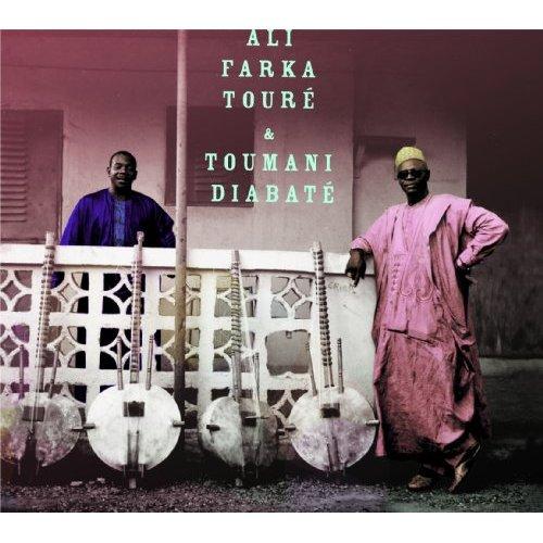 Toumani Diabate - Ali & Toumani