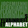 Sylvain Rifflet - Alphabet