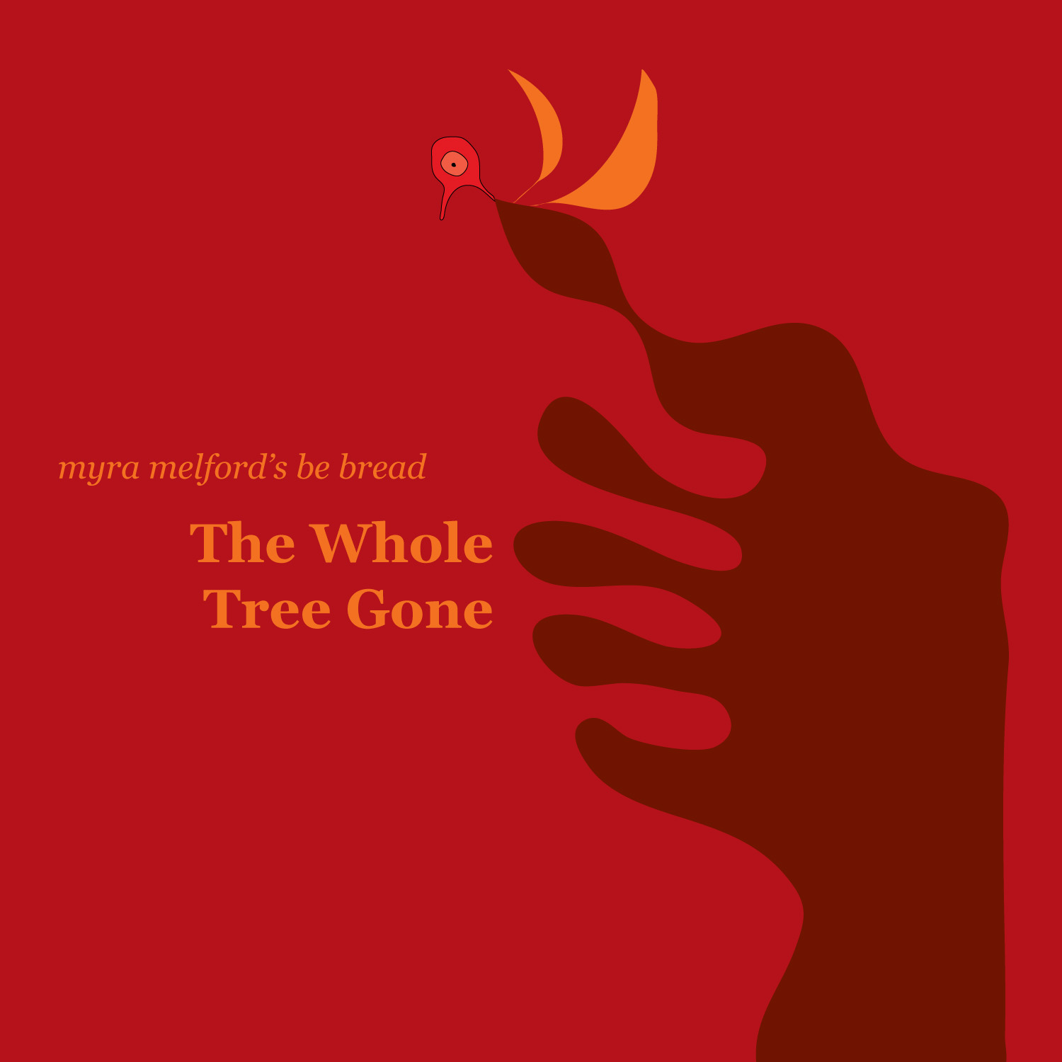 Myra Melford - The Whole Tree Gone