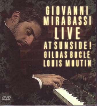 Giovanni Mirabassi - DVD Live at Sunside