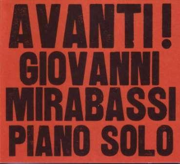 Giovanni Mirabassi - Avanti