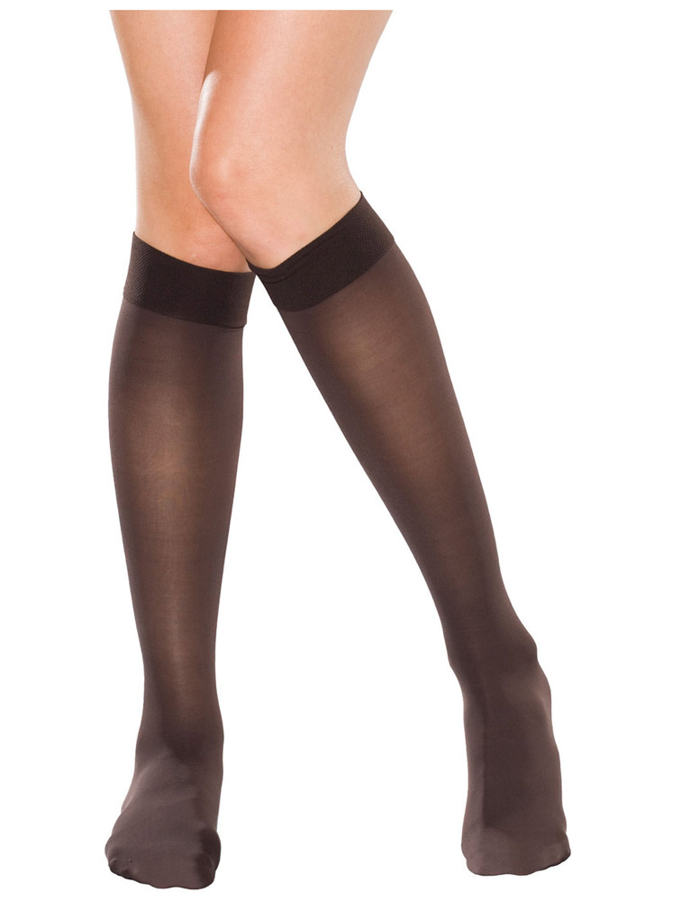 15-20Hg Compression Knee High Sheer