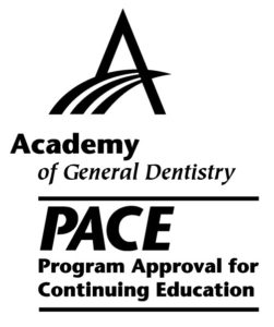 MGE Management Experts is PACE approved for Continuing Education for dentists