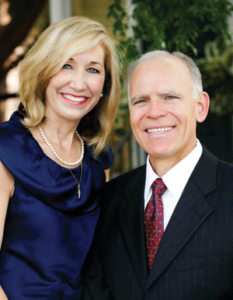 Drew and wife clients of MGE Management Experts