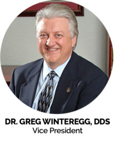 Greg Winteregg, DDS Vice President at MGE Management Experts