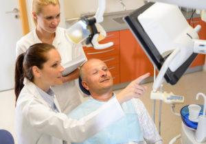 Turning a Dental