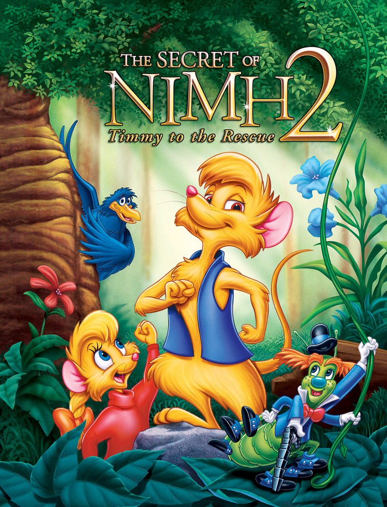 The secret of nimh 2 full movie hd