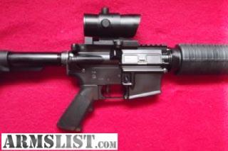 armslist for sale: nib windham ar15(bushmaster)