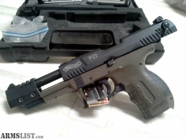 Walther p22 leg holster