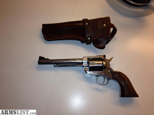 Armslist - for sale: ruger blackhawk old version 357 and nice holster wwwarmslistcom