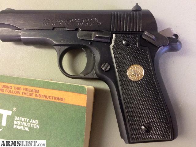 1990 Colt Government Model MK IV//Series 80 Manual Repair Stations List Plus