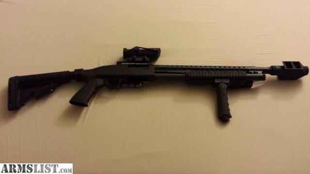 Shotgunworldcom  Mossberg 500 Roadblocker Muzzle