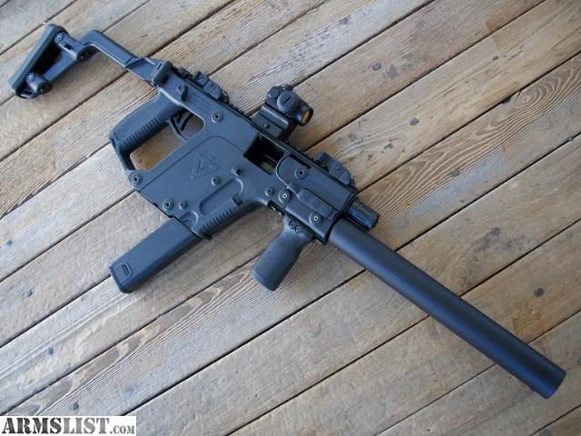 What does a kriss vector cost