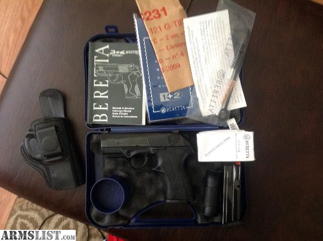 Armslist for sale new beretta px4 storm compact 9mm and 230 rounds of 9mm ammo