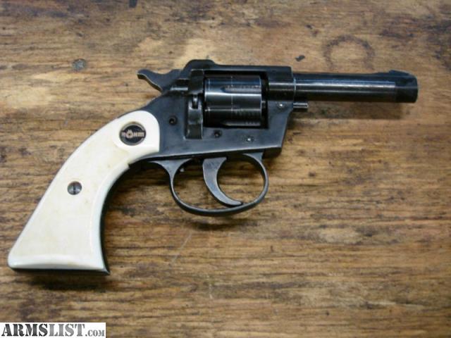 Homemade cal 22 revolver