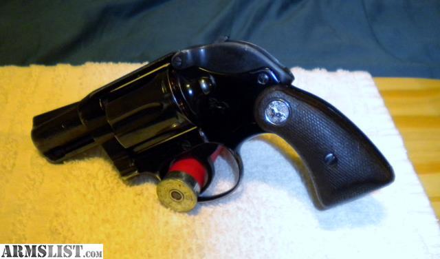 Armslist For Sale Colt Agent Third Series