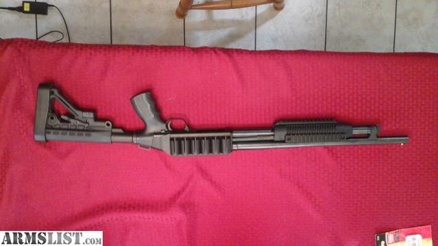 Amazoncom mossberg shotgun