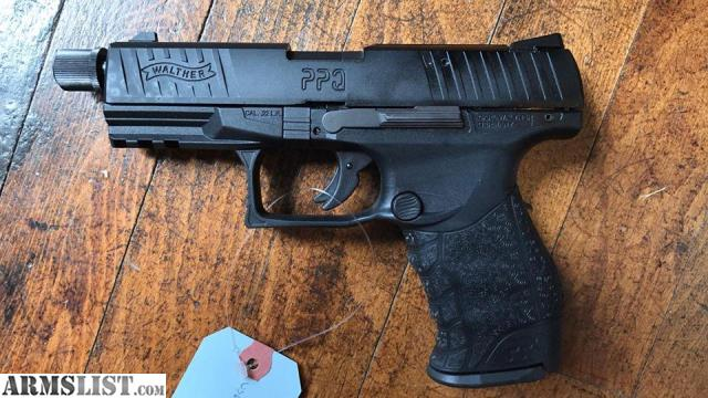 Pistolets Walther Pistolet Walther P22 calibre 22LR