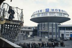 Novorossisk visitors queue
