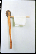 101 1992 untitled axe%20handle canvas metal jd105