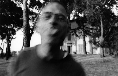 Self portrait%20pretending%20to%20be%20haim%20steinbach%20as%20played%20by%20haim%20steinbach lr