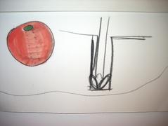 Hybert  fabryce  portrait de l'homme de bessine  1991 detail3