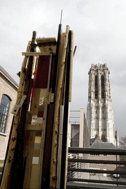 Durham toren 2009 photom hkaclinckx