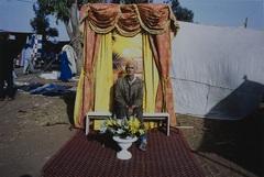 Darsi  hassan  portrait de famille s%c3%a9rie v souk had oulad fraj  maroc  2004  photo m hkaclinckx