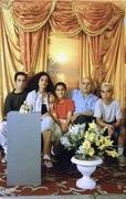 Darsi  hassan  portrait de famille s%c3%a9rie ii casablanca maroc 2002  photo m hkaclinckx