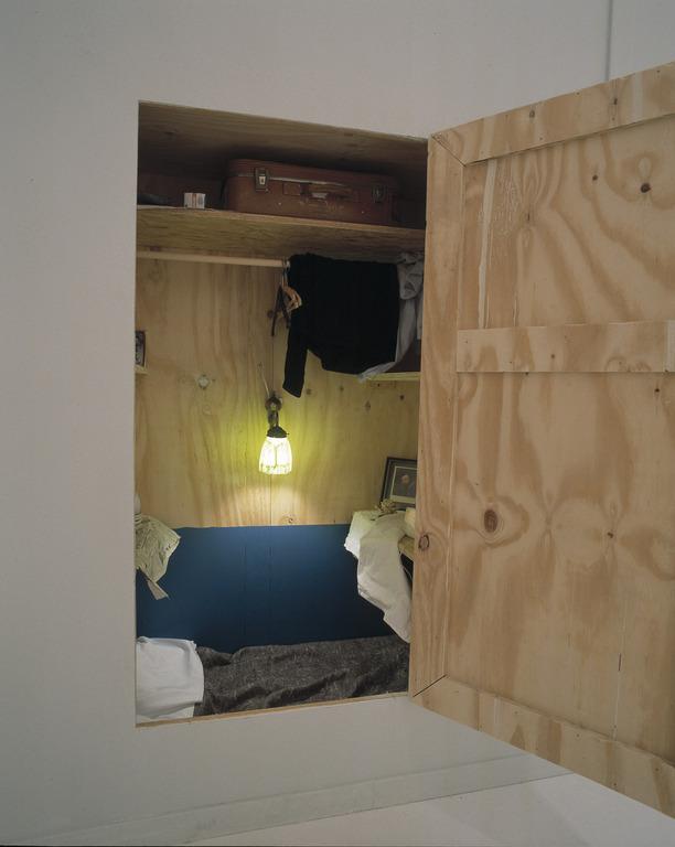 Kabakov  ilya  in the closet%28in de kast%29  1998