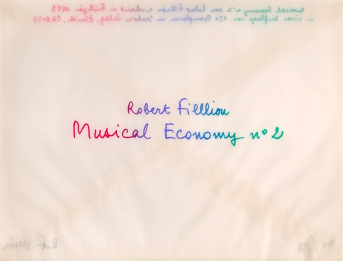 Filliou  0062 robert  musical economy n2  enveloppe 1983%282%29