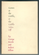 Filliou  0082 robert  games at cedilla  or the cedilla takes off  1967%281%29