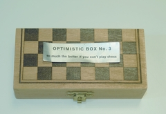 Filliou  0090 robert  optimistic box no.3