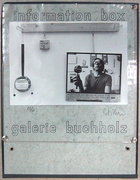 Filliou  robert  information box  1973